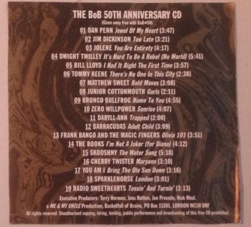 Tracklist50