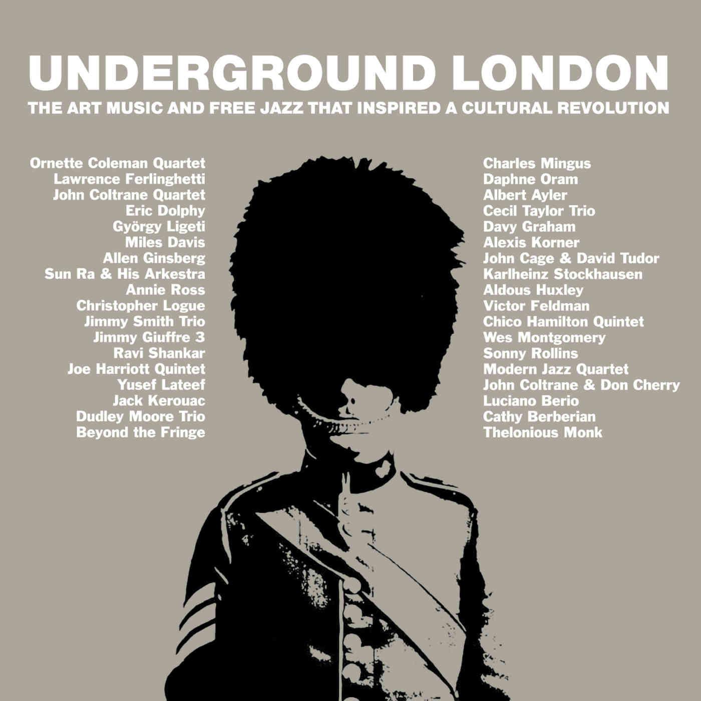UNDERGROUND-LONDON-3CD